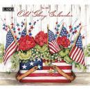 【2017年・正規輸入品】限定カントリーカレンダー「Old Glory オールドグローリー 星条旗・アメリカンフラッグ」 【即納在庫品】