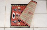 Creer クレエ  【POST GENERAL】TO-GO MAT トゥーゴーマット NATIVE RED